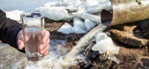 تصفیه آب خام